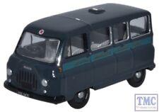 76JM023 Oxford Diecast OO Morris J2 Ambulance Scottish Ambulance Auxiliary Corps