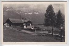 AK Mutters, Gasthof-Pension Lärchenwald, Foto-AK 1939