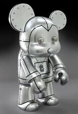 "Huge 36"" Toy2R Qee Bear ""Ultra Iron Qee Robot"" by Ultraman James Fong"