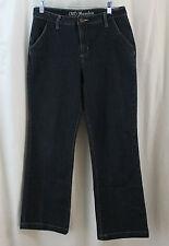 Cato Premium, Size 10, Dark Wash, Straight Leg Jean