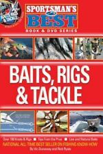 Sportsman's Best : Baits, Rigs and Tackle Book and DVD by Vic Dunaway (2015, Pap
