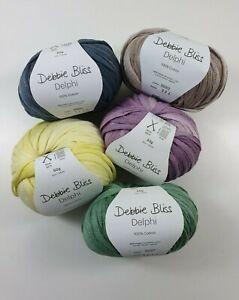 Debbie Bliss Delphi - various colours