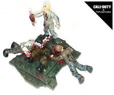 Call of Duty Mega Bloks Figures ~ The Un-Dead Wars ~ Zombie Chowdown.