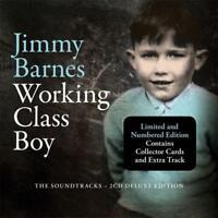 Jimmy Barnes Working Class Boy Soundtrack 2 CD Deluxe Edition DIGIPAK NEW