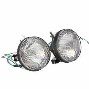 Fog Light Spotlight Headlight For HONDA AX-1 1989 1990 1991 1992 1993 1994