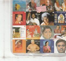 Navras - Sampler  3 [Cd] V G Jog , Amjad Ali Khan,Ronu Majumdar,Shivkumar Sharma
