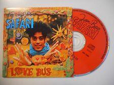 JEAN BOSCO : SAFARI (LOVE BUS) [ CD SINGLE ]