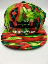 LeBron Xi Low Multicolor QS Snapback Hat Cap Championship MVP Floral # 1