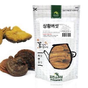 Medicinal Herb, 100% Natural 50 year old Phellinus linteus, Sanghwang, 상황버섯 1LB