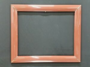 Greg Copeland Red Earth Metal Frame with Decorative Gold Corners