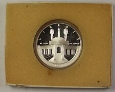 1984 US Olympic Commemorative Proof Silver Dollar $1 Coin Scarce, in box NO COA