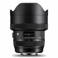 Sigma 12-24mm F4 DG HSM Art Lens for Canon EF