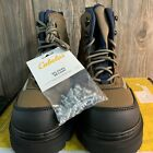 Cabelas Women's UltraLight 2 Lug Wading Boots Size 7 With The Lugs *New*