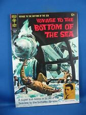 Voyage to the Bottom of the Sea #9 (1967, Western Publishing) VF NM
