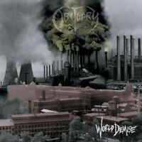 """OBITUARY """"WORLD DEMISE (RE-ISSUE)"""" CD NEW!!!!!"""