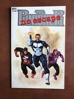 The Punisher No Escape (1990) 9.4 NM Marvel Key Issue Comic Book High Grade