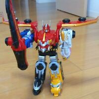 Bandai Power Rangers Mega Force DX Gosei Great Megazord Goseiger Header Figure