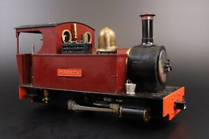 Accucraft 16mm (32mm Gauge) Live Steam 0-4-0 'Marilyn'