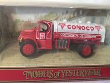 diecast Matchbox Models Of Yesteryear Y23-B - 1930 Mack AC - Conoco original box