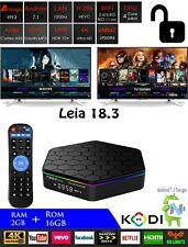 T95Z Plus 2GB+16GB Smart TV Box Octa Core Android 7.1 Dual WIFI 4K- KD18.3