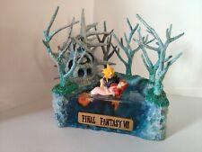 Final Fantasy VII Cold Cast Forgotten City Statue