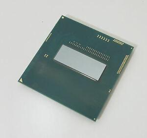 Intel Core i7-4800MQ 4x 2,7-3,7 GHz Quad-Core Sockel 946-Pin G3 SR15L WIE NEU!