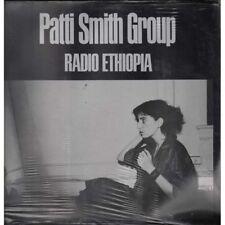 Smith Patti Groupe Lp Vinyle Radio Éthiopie / Arista 201 117 Fermé
