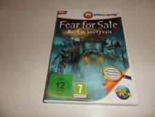 PC Fear for sale: omicidio a Sunnyvale