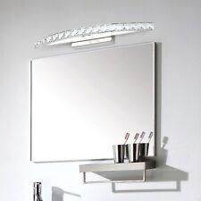 10 - 18W Kristall LED Badlampe Badleuchte Spiegelleuchte Wandlampe Bildllampe