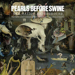 Pearls Before Swine One Nation Underground LP VINYL Drag City 2017 NEW