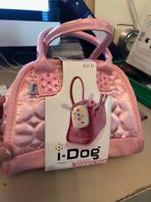2007 HASBRO PINK I-DOG DOGGIE BAG Carrier