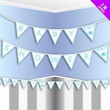 Artículos de fiesta color principal azul de bandera