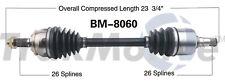 CV Axle Shaft Front Left SurTrack BM-8060 fits 07-15 Mini Cooper