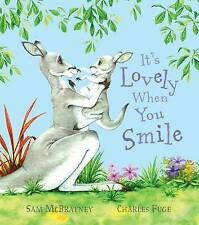 It's Lovely When You Smile (Picture Puffins), McBratney, Sam, Very Good Book