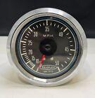 Teleflex Boat Speedometer Gauge Mk240 Vintage