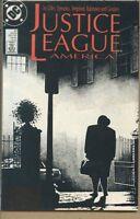 Justice League America 1987 series # 27 very fine comic book