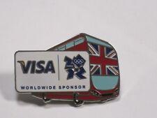 London 2012 Olympic Pin Summer Olympics Double Decker Bus