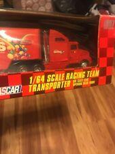 1997 Racing Champions Derrike Cope Skittles Transporter Truck 1/64