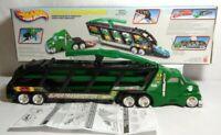 MATTEL WHEELS HOT WHEELS SUPER CAR TRANSPORTER - 69544 - LENGTH APPROX 47CM