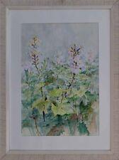 Moderne Kunst Hedda Grossmann-Molsen 1910-1990 verzeichn. Impressionistin -xxx