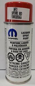 Mopar 5oz Spray Paint (PF2) Blood Orange/ Spitfire Orange C/C 6102859AA