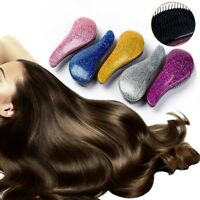 Handle Tangle Shower Magic Detangling Hair Brush Comb Salon Styling Tamer Tool
