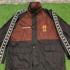 Northampton Town Football 1997 Pro Star Training Jacket Managers Coat Vintage