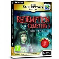 Cementerio de canje 2 II Children's situación-Collector 's Edition (PC DVD) Nuevo