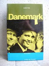 Atlas des voyages: Danemark 1966, Falk