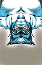 Beast hank xmen marvel comic art signed 11x17 print Rod Jacobsen