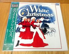 WHITE CHRISTMAS LETTERBOX LASERDISC BRAND NEW & FACTORY SEALED