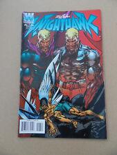 Knighthawk 6 . Final Issue . Windjammer 1995 . VF - minus