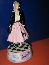 50's Barbie Rockin Robin Music Box San Francisco Music Box Company Rare (2002)