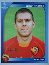 Panini 464 Jeremy Menez AS Roma UEFA CL 2008/09